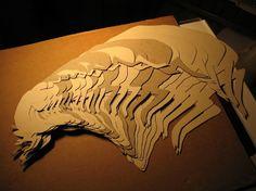 Basic Design: Gradation Study - Alida Bevirt