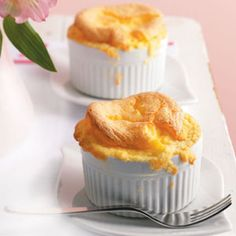 Camembert Souffles Recipe from Taste of Home -- shared by Irina Ummel of Arlington, Texas
