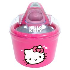 there is a crock pot some where on the internet and it will be mine.. along with this ice cream maker!