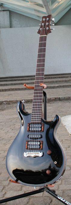 Jason Z. Schroeder Guitars
