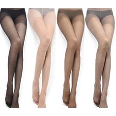 Classic Hottest Womens Sheer Sexy Shiny Glossy Stocking Oil Pantyhose Tights Fancy Colours Jumpsuits