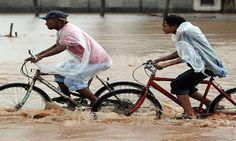 Prosigue alerta amarilla ante posibles inundaciones en Honduras