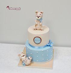 Christening cake - Cake by Naike Lanza