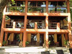 Ylang Ylang Beach Resort, Beach front rooms and suites, Montezuma, Costa Rica