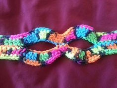 Neon Colors Super Hero Mask by BubblesOfDeath on Etsy, $8.00