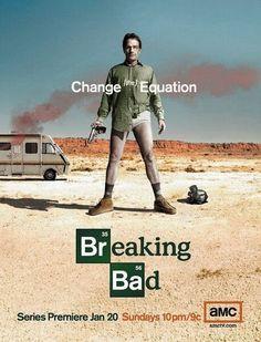 Regards: 【絕命毒師】(Breaking Bad)