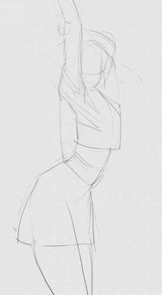 20+ Ideas Drawing Hair Tutorial Simple #hair #drawing