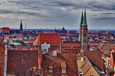 Nurnberg, my second favorite place on earth. Can't wait to go back.