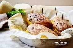 Patate Saporite Ripiene di Fatto in casa è più buono