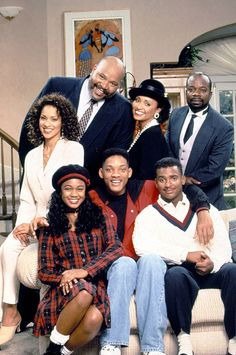 The Fresh Prince of Bel-Air (1990 - 1996) +Visit my <3 90's board+