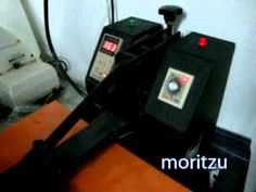Estampado textil thermoadhesivo plotteable Moritzu aplicacion Foil , glitter, celofan transfer - YouTube