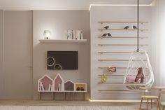 Романтичный интерьер для молодой пары в центре Днепропетровска. Квартира включает open space с выделенными зонами кухни, столовой, гостиной и прихожей, главную спальню с гардеробной и санузлом, детскую, гостевой санузел. Большая площадь, панорамные окна, …