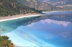 Salda Gölü - Yesilova - Turkey