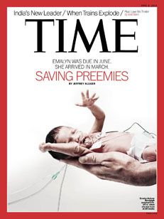 TIME magazine article on saving preemies #preemie #NICU