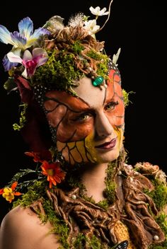 laney21.jpg 401599 pixels This looks so cool :) Awesome makeup and prosthetics SFX prosthetics and accessories