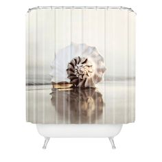 Bree Madden Seashell Shower Curtain | DENY Designs Home Accessories