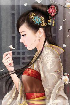 Anime Art Painting