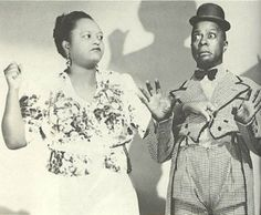 .. Jodie Edwards July 19,1895   odie Edwards was born. He was 1/2 the comedy duo Butterbeans & Susie. They performed stage and later Vaudeville. They used their fame and influence to help younger black comedians. Moms Mabley and Stepin Fetchit are just a couple of comedians they helped.