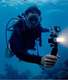 Best Light for GoPro. What is the best light for your GoPro Camera?