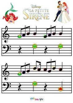 chanson enfant piano