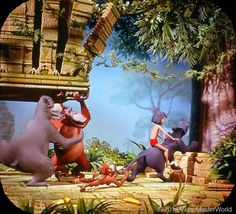 View-Master Jungle Book (B363): Scene 15