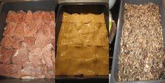Toto je jídlo nejen pro pořádné chlapy, ale i pro všechny, kteří mají rádi syté a chutné jídlo, které připravíte pohodlně a rychle na jednom plechu. Je to delikatesa, určitě ji vyzkoušejte! Co budeme potřebovat: 12 plátků vepřových řízků 12 plátků toastového sýra 500 g čerstvých hub 3 větší cibule 200 g slaniny Pórek nakrájený …