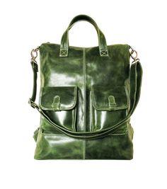 4106730cb382 Custom listing for Harobbins   Backpack   handbag   shoulder bag   olive  green leather bag   Kyle with handle   purse   tftateam