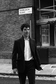 Benedict- anyone notice the street name?
