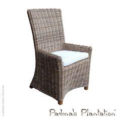 Padmas Plantation Nico Dining Arm Chair
