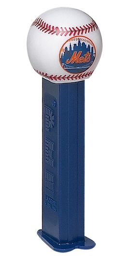 I love Pez......and the Mets.