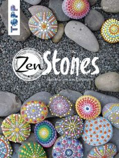 ZenStones von Christine Bietz https://www.topp-kreativ.de/zenstones-4208.html…