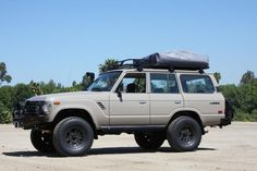 Toyota Land Cruiser FJ62 1990_Reformer | ICON