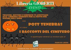 La locandina dell'evento alla Libreria Gioberti di Firenze  https://www.facebook.com/LibreriaGioberti