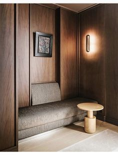 Ideas For Office Seating Design Banquettes Booth Seating, Banquette Seating, Office Seating, Built In Sofa, Built In Seating, Design Entrée, House Design, Home Interior Design, Interior Architecture