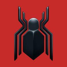 Spider-Man Symbol (FRONT) by cameronklewis Spiderman Kunst, Spiderman Tattoo, Spiderman Spider, Marvel Fan Art, Marvel Heroes, Marvel Marvel, Black Panther Art, Iron Man Wallpaper, Marvel Tattoos