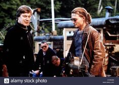 Download this stock image: Chocolat Chocolat Lasse Hallström mit Johnny Depp am Set *** Local Caption *** 2000 Senator Film - D1MG2M from Alamy's library of millions of high resolution stock photos, illustrations and vectors: Image 30: Alamy and pin 28. Film Stock, Film Images, Image 30, Live News, Johnny Depp, Captions, Vectors, Illustrations, Stock Photos