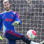 David de Gea left out of Manchester United squad to face Club Brugge | Football News | Sky Sports