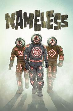 The Nameless #1 by Grant Morrison & Chris Burnham  Art by Chris Burnham