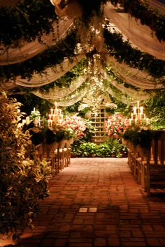 Topiary in Color - The Conservatory Wedding Venue, St. Louis, MO