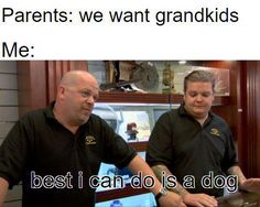 dogs are better than kids