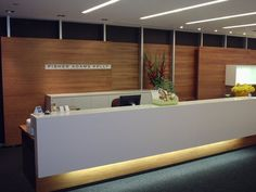 Complete Joinery Solutions - Reception Counters