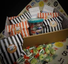 Sugar Free can still be a treat with this great Sugar Free Hamper, Jar of Mix Toffee, Chocolate by Simon Coll and 6 bags of our favourite Sugar Free Sweets including the very popular Spearmint Chews and Lemon Sherbets ...