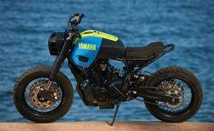 Yamaha XSR 700 Yard Built - Otokomae - 2016 - 7