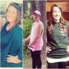 Spenser writes:  205. January 2013.   170. April 2013.  155. July 2013   -50!!!! WHOO feeling fantastic :)) Repin to share this great transformation