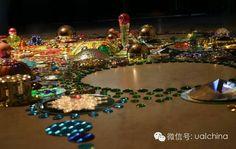 铺在地上的万花筒——荷兰艺术家Suzan Drummen的装置艺术,伦敦艺术大学北京办公室微信公众号文章 - 澳微帮
