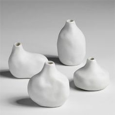 Stem Vase | Soliflore (lot De 4) Tantinet via decofinder.com