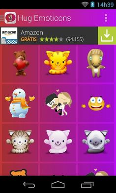 emoticons hug android: emoticons hug android