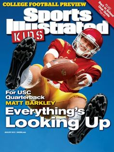 Sports Illustrated KIDS delivers the excitement, passion, and fun of sports to kids, tweens and young teens in an action-oriented, authentic and interactive style. The authority on kids and sports, SI KIDS reflects the interests and humor of its audience.