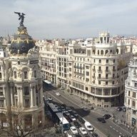 Madrid.  Loved this place!
