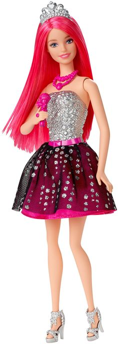 Barbie in Rock 'N Royals Princess Courtney Doll